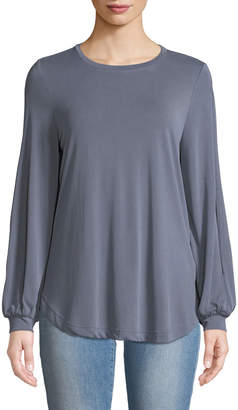 The Fifth Label Lyrical Long-Sleeve Blouse