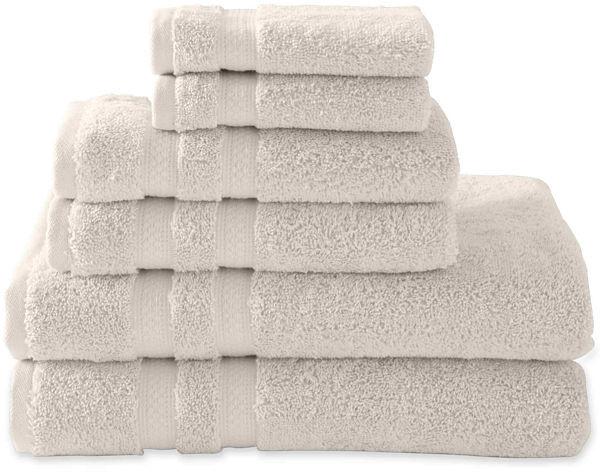 """Royal Velvet Pure Perfection"""" Bath Towels"""
