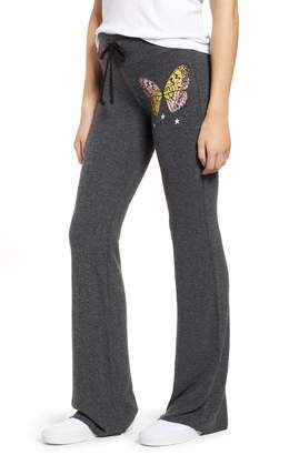 Wildfox Couture Papillon Tennis Club Fleece Pants