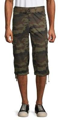 X-RAY Jeans Belted Cargo Pants