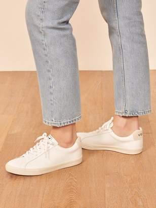 Veja Sneaker Leather Extra White