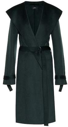 Joseph New Lima cashmere and wool coat