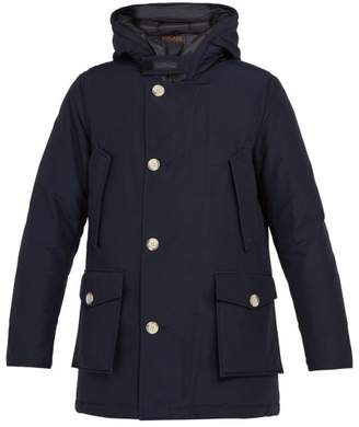 Woolrich Arctic Down Filled Hooded Parka - Mens - Navy