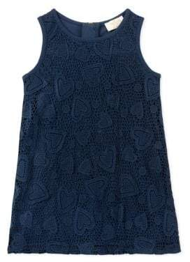 Kate Spade Little Girl's Lace A-Line Dress
