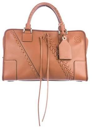 Loewe Amazona Leather Satchel