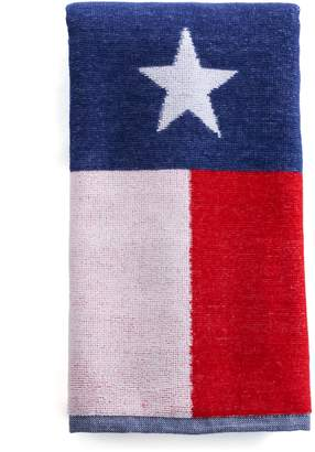 Celebrate Americana Together Texas Flag Hand Towel
