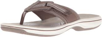 Clarks Women's Brinkley Jazz Flip Flops
