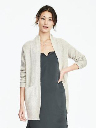 Long Open Cardigan $98 thestylecure.com