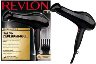 Revlon Salon Performance Turbo Ionic Hair Dryer