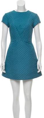 Tory Burch A-Line Mini Dress