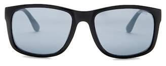 GUESS Men's 57mm Square Sunglasses