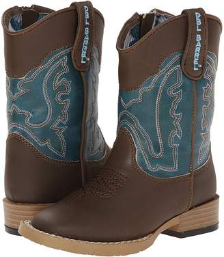 M&F Western Kids Open Range Cowboy Boots