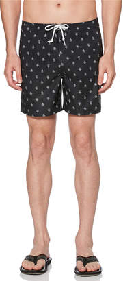 Original Penguin FIXED WAIST SWIM TRUNK