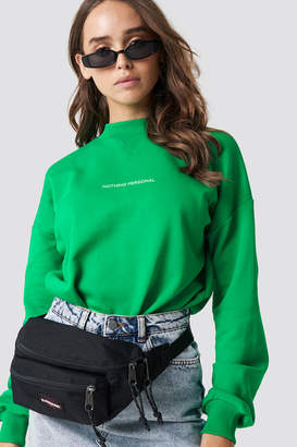 NA-KD Na Kd Nothing Personal Sweater Strong Green