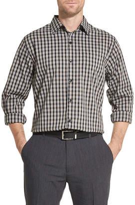 Van Heusen Traveler Long Sleeve Stretch Button-Down Shirt