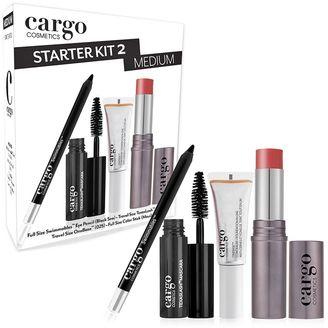 CARGO 4-pc. Starter Makeup Kit 2 Gift Set