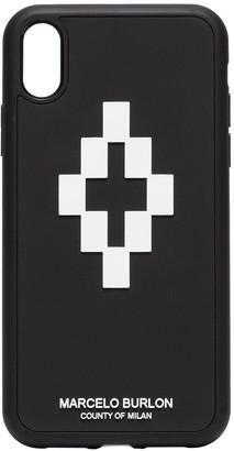 3D logo iPhone XR case