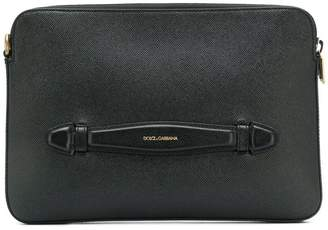 Dolce & Gabbana classic laptop bag