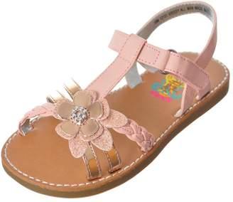Rachel Shoes Girls' Krissy Sandals