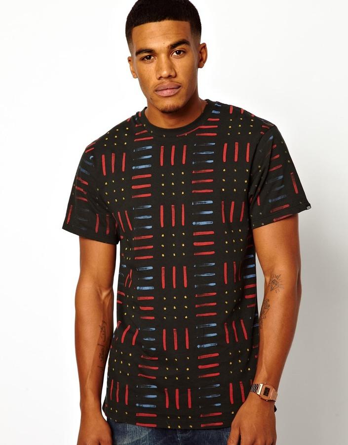 Vans Cerros Allover Print T-shirt