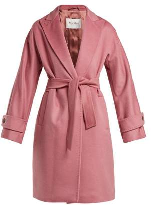 Max Mara Nevada Coat - Womens - Pink