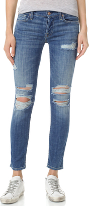 7 For All Mankind Josefina Boyfriend Jeans $229 thestylecure.com