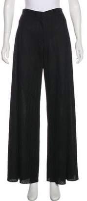 Missoni Mid-Rise Flared Pants