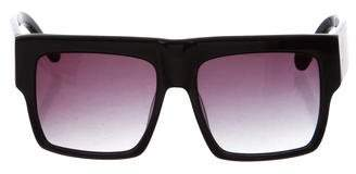 Karlsson Anna-Karin Gradient Square Sunglasses