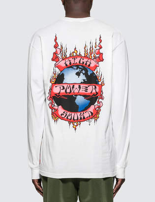 Stussy High Power Sound L/S T-Shirt