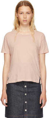 Amo Pink Twist T-Shirt