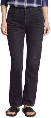 Vince Women's High-Rise Union Slouched Jeans