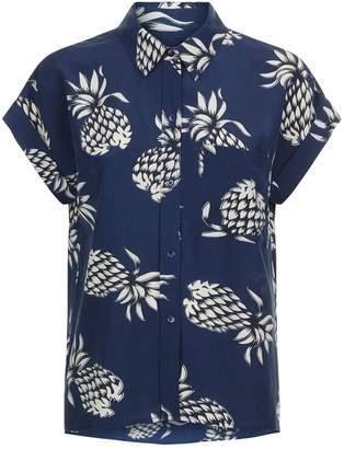 Rails Whitney Pineapple Shirt