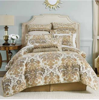 Croscill Nadalia Queen 4-Pc. Comforter Set