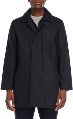 Lauren Ralph Lauren Edgar Herringbone Raincoat