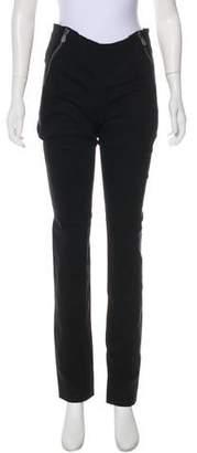 Balenciaga Mid-Rise Straight-Leg Jeans w/ Tags