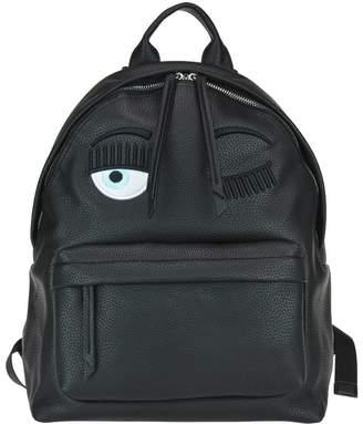 Chiara Ferragni Flirting Big Backpack