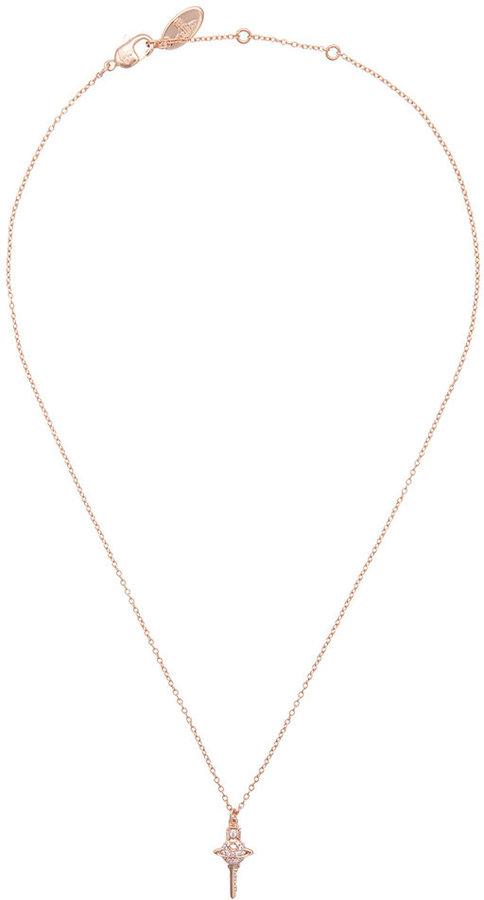 Vivienne WestwoodVivienne Westwood small Darianne pendant necklace