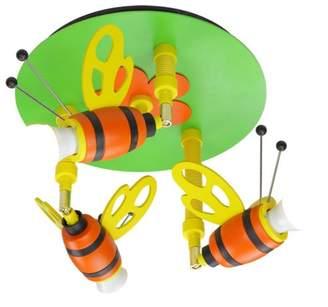 Bumble Bee Ceiling Light 3 Bulbs