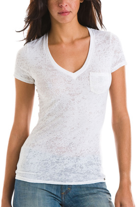 Sheer Burnout T-Shirt