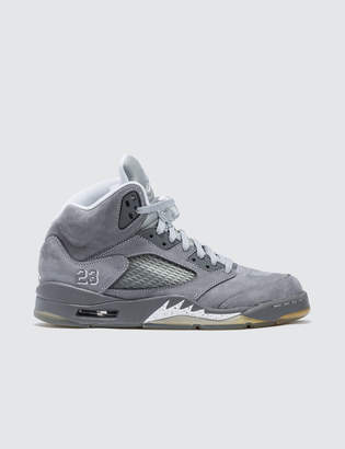 "Jordan Brand Air 5 Retro 2011 ""Wolf Grey"""