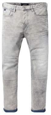 Scotch & Soda Slim Fit 5 Pocket Jeans