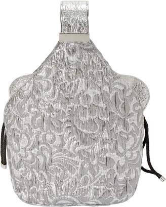 Bienen Davis Kit Brocade Clutch Bag