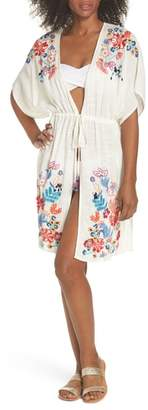 Echo Wildflower Cover-Up Tunic