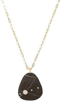 Cvc Stones Women's Zander Necklace - Black