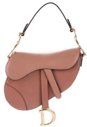 Christian Dior 2018 Mini Saddle Bag