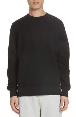 Ovadia & Sons Distressed Crewneck Sweatshirt