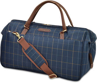 "London Fog Brentwood 20"" Duffel Bag"