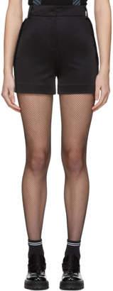 Versus Black Logo Shorts