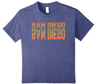 San Diego TShirt Relected