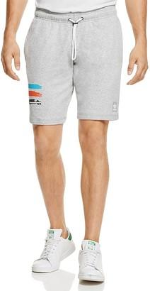 adidas Originals Climate Drawstring Shorts $45 thestylecure.com